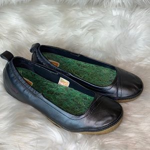 Cushe Boutique Pump Leather Casual Flats 9